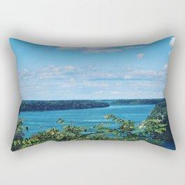 Niagara River Rectangular Pillow