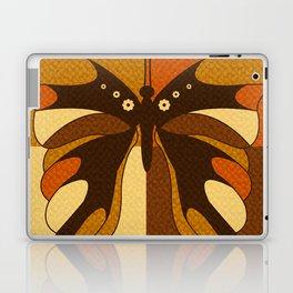 RETRO BUTTERFLY Laptop & iPad Skin