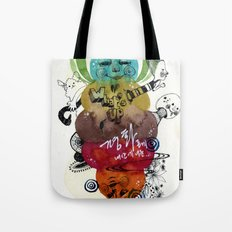 What'suppp  Tote Bag