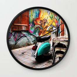 Lefkosia Wall Clock