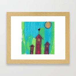 Home Art Journey 1.6 Framed Art Print