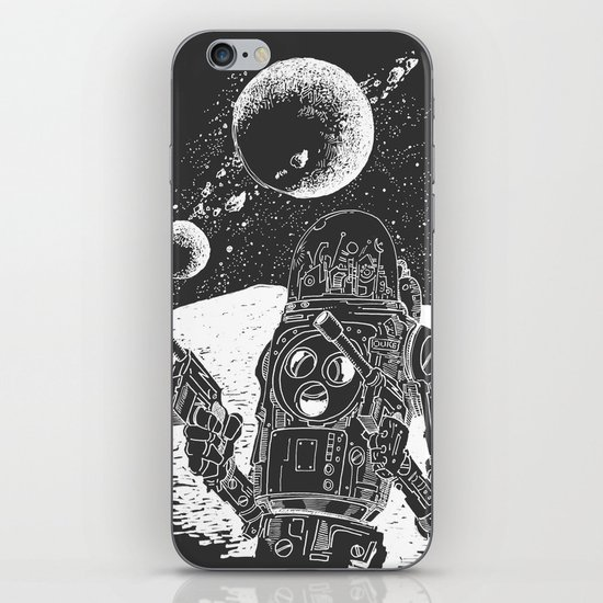 Duke of the Moon iPhone & iPod Skin