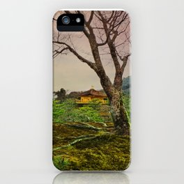 Golden Pavilion (Kinkaku-ji) Kyoto iPhone Case