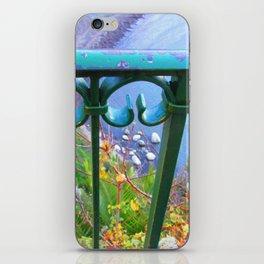 almafi iPhone Skin