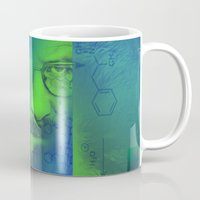 breaking Mugs featuring Breaking Bad by Scar Design