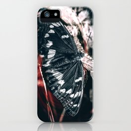Above the darkness iPhone Case
