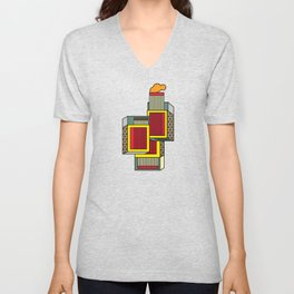 matchbox Unisex V-Neck