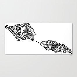 Samoa Canvas Print