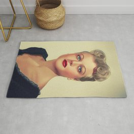 Angela Lansbury, Hollywood Legend Rug