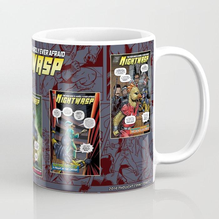 Nightwasp Mug Coffee Mug