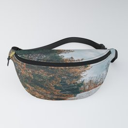 In the middle of a vast field Fanny Pack