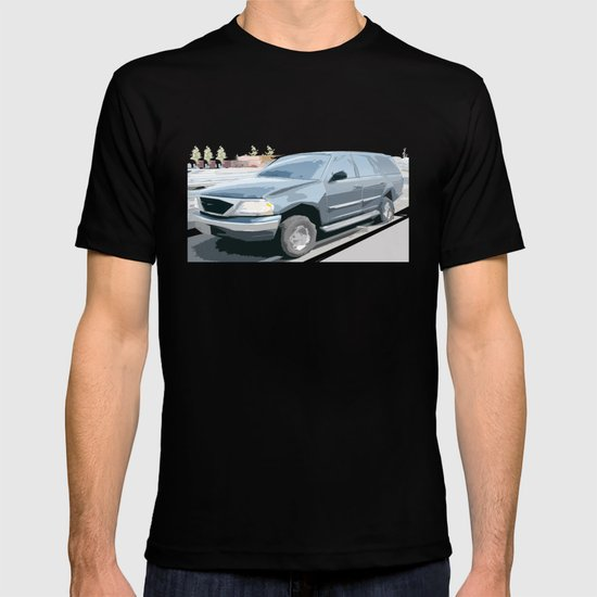 Ford Expedition updated face lift T-shirt