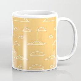Cloudy Balloon Coffee Mug