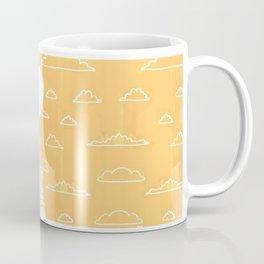Cloudy Balloon Coffee Mug