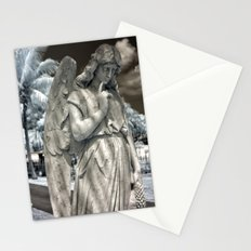 Infrared Cry One Eye  Stationery Cards