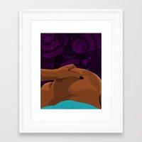mcfreshcreates Framed Art Prints featuring Reclaim your Soul by McfreshCreates