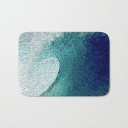 Big wave II Bath Mat