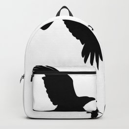 A Murder Of Crows Backpack
