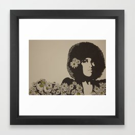 DaisySoul Framed Art Print