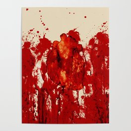 Blood Heart Poster