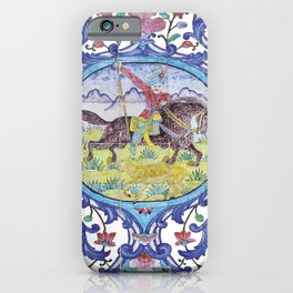 Our strong culture iPhone Case