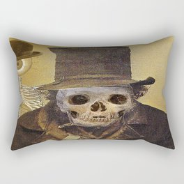 Marcel , Beau frère de Monsieur Bone Rectangular Pillow