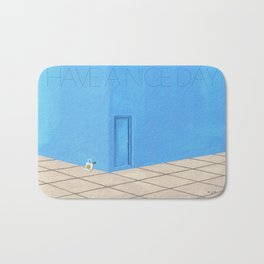 HAVE A NICE DAY_ver2 Bath Mat