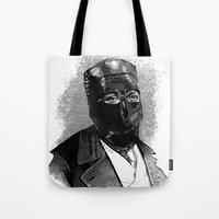 bdsm Tote Bags featuring BDSM XIII by DIVIDUS