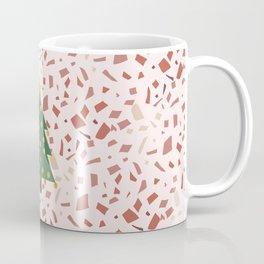 Christmas tree and terrazzo Coffee Mug