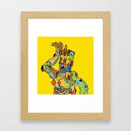 463 Framed Art Print