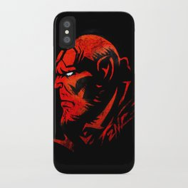 Hell Boy iPhone Case