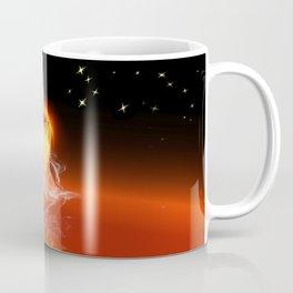 Feuerfisch - fire fish Coffee Mug
