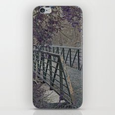 Just a Bridge iPhone & iPod Skin