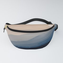 Moonlight View Fanny Pack