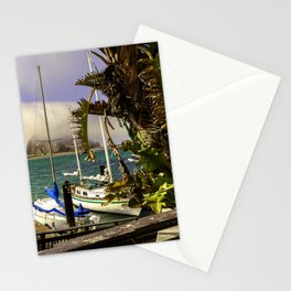 Tropical Morro Bay Stationery Cards