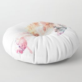 Island  Life Floor Pillow