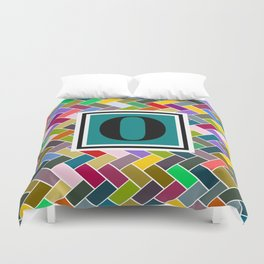 O Monogram Duvet Cover