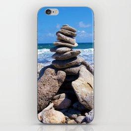 Rock Stack  iPhone Skin