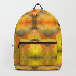 Fall Leaf Abstract Backpack