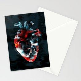 Insomniæ Heart Stationery Cards