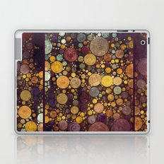 Enchanted Autumn -- Painterly Abstract Fall Color Magic Laptop & iPad Skin