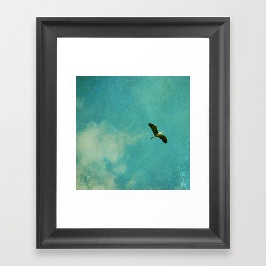 will be free Framed Art Print