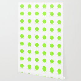 French Lime Wallpaper