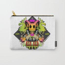 Vape Skull Carry-All Pouch