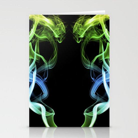 Smoke Photography #34 Stationery Cards