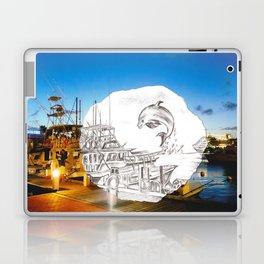 Pencil Pier Laptop & iPad Skin