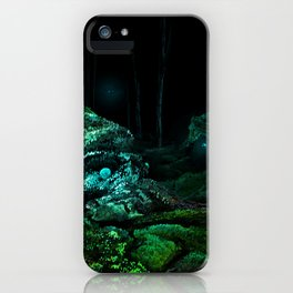 Silent Overgrowth iPhone Case