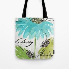 Daisy Morning I Tote Bag