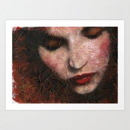 Satori Art Print