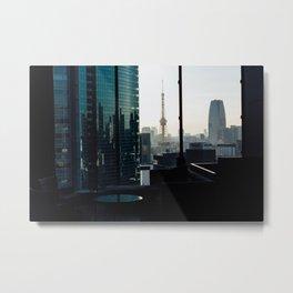 Japans Eiffle tower  Metal Print